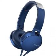 Sony Auriculares MDR-XB550AP Azul