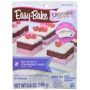 Easy Bake Ultimate Oven Red Velvet And Strawberry Cakes Refill Pack
