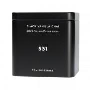 Teministeriet - 531 Black Vanilla Chai - Loose Tea 100g