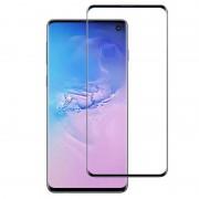 Protetor de Ecrã em Vidro Temperado Mocolo 3D para Samsung Galaxy S10 - Preto