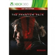 Metal Gear Solid V: The Phantom Pain Day 1 Edition + Bonus, за XBOX 360