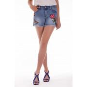 Jeans scurt