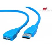 Maclean MC-737 3m Cable USB 3.0-USB 3.0 micro