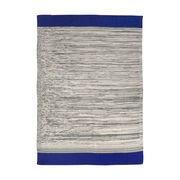 Ferm Living Plaid enfant Dusty Rainbow / 80 x 100 cm - Ferm Living bleu,vert-gris en tissu