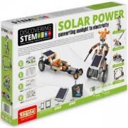 Конструктор Енджино СТЕМ - Слънчева енергия - Engino, 150032