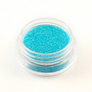Glitter, cutiuta 3 gr., Aqua, art. nr.: 76232