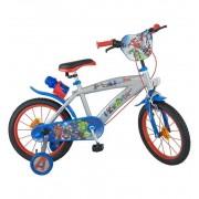 Los Vengadores Bicicleta 14 - Toimsa