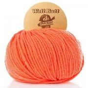 Woll Butt Toskana - Schurwollmischung, orange