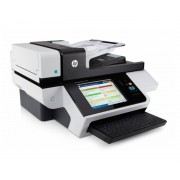 HP ScanJet Enterprise 8500 FN1 Tecnología: Escaner Color de Documentos - Funciones: Envio de documentos por E-mail y Escaner com