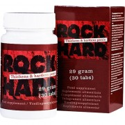 Cápsulas Estimulantes Rock Hard