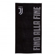 Telo Mare F.c. Juventus Juve Ufficiale In Spugna Di Cotone 70x135 Cm S560