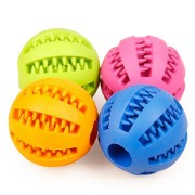 Dog Chew Toys For Tooth Clean Ball