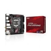 Tarjeta Madre ASUS mini ITX ROG Maximus VIII Impact, S-1151, Intel Z170, USB 2.0/3.0, 32GB DDR4, para Intel ― Requiere Actualización de BIOS para trabajar con Procesadores de 7ma Generación