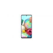 Smartphone Samsung Galaxy A71 128GB 6GB RAM Dual Sim 4G Prism Crush Silver
