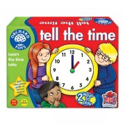 Joc educativ loto in limba engleza Citeste ceasul TELL THE TIME