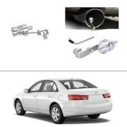 AutoStark Turbo Sound Whistle Exhaust Pipe Blowoff Valve Simulator For Hyundai Sonata Embera