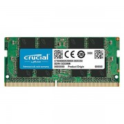 Memorie RAM Crucial CT8G4SFS8266 8 GB DDR4 2666 MHz