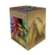 Inheritance Cycle 4-Book Trade Paperback Boxed Set (Eragon, Eldest, Brisingr, Inheritance)