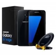 Celular Galaxy S7 Edge 32 GB Negro + Cargador Inhalambrico De Regalo