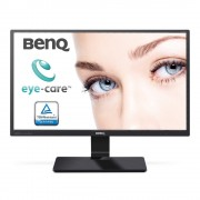 "Monitor VA, BENQ 23.8"", GW2470ML, 4ms, 20Mln:1, HDMI/VGA/DVI, Speakers, FullHD (9H.LG7LA.TBE)"