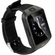 Smartwatch cu Telefon iUni S30 Plus, BT, Camera, Negru