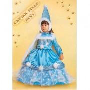 Costume Fatina delle nevi baby tg. 1/2 anni