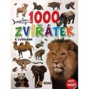 Nakladatelství Sun 1000 Zvířátek k vyhledání Samolepky