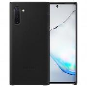 Samsung Galaxy Note10 Leather Cover EF-VN970LBEGWW - Black