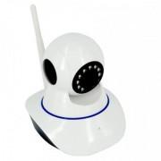 ZEMINI Wireless HD CCTV IP wifi Camera | Night vision Wifi 2 Way Audio 128 GB SD Card Support for Oppo F3