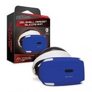 Hyperkin gelshell Headset Piel de silicona para ps VR (Azul)