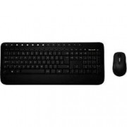 Microsoft Wireless Keyboard and Mouse Desktop 2000 Black