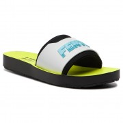 Чехли PUMA - Fenty Surf Slide Wns 367747 02 Fuma Black/White/Yellow