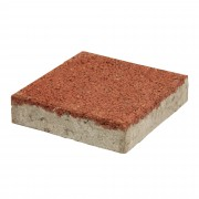 Pasblok Beton Rood 20x20 cm - Per Stuk / 0,04 m2