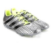 Adidas ACE 16.2 FG Football Shoes(Silver)