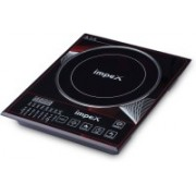 Impex Omega H4 Induction Cooktop(Black, Touch Panel)