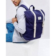 Brave Soul Twin Strap Backpack - Navy