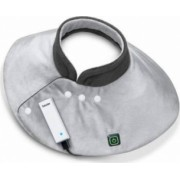 Perna electrica mobila Beurer pentru umeri cu baterie externa Gri
