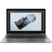 """HP ZBook 15u G6 8th gen Workstation Notebook Intel Quad i7-8565U 1.80Ghz 8GB 256GB 15.6"""" FULL HD WX3200 4GB BT Win 10 Pro"""