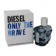 Diesel Only The Brave Eau De Toilette Spray 2.5 oz / 73.93 mL Men's Fragrance 459577
