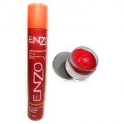 Enzo Hair Hold With Hair Color Wax ( Assorted) Hair Sprays 420 mL