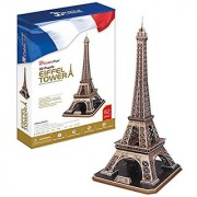 CubicFun MC091H Eiffel Tower Puzzle