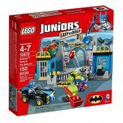 Toys 4 U 7777 LEGO Juniors Batman Defend the Batcave 10672 Brand New Sealed Set 150 Pcs /item# G4W8B-48Q63532