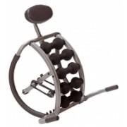 Lanaform Back Gym : zariadenie na brušné svaly a chrbticu (Fitness)