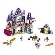 LEGO The Elves Skyra's Mysterious Sky Castle 808 Piece Kids Building Kit