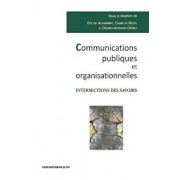 Communication publiques et organisationnelles/Sylvie Alemanno, Camelia Beciu, Denisa-Adriana Oprea