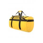 Mountain Warehouse Torba podróżna - 90l - Yellow Uniwersalny