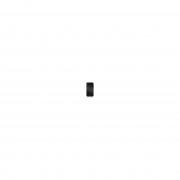 BLACK ROCK Etui Flex Carbon do Apple iPhone Xr Czarny
