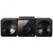 Minisistem audio Blaupunkt MS5BK, CD Player, USB, 2X5W, Black