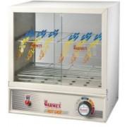 Warmex G. Door Double Glass Small Hot Case Hot Dog Machine(17*10.5*18.5 inch)