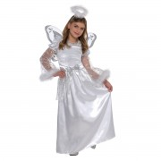 Costum Ingeras de Craciun 4-6 ani